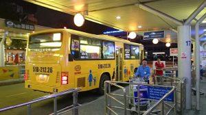 HCMCの空港路線バス