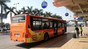 ハノイの空港路線バス