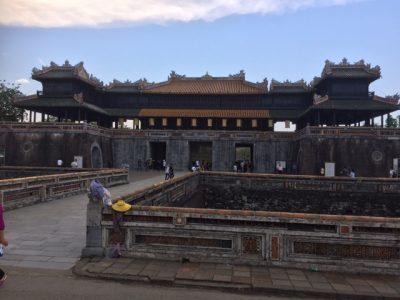 フエ/王宮建造物群